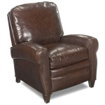 Galen Leather Lounger