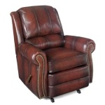 Manchester Wall-Hugger Leather Recliner