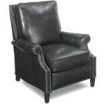 Tappan Leather Lounger