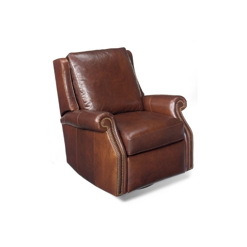 Superb Barcelo Wall Hugger Leather Recliner By Bradington Young Onthecornerstone Fun Painted Chair Ideas Images Onthecornerstoneorg