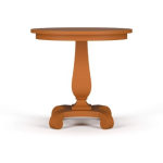 Chelsea Lamp Table - Tumeric