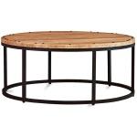 "Urban Medium Round Coffee Table 39"""