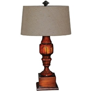 Alexander Lamp With Shade