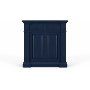 Roosevelt Sideboard Small - Deep Blue