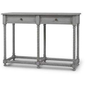 Wilson Console Table - Grey Charlestone