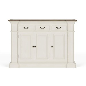 Roosevelt 3 Drawer Narrow Buffet