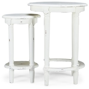 Parsons Round Nesting Tables