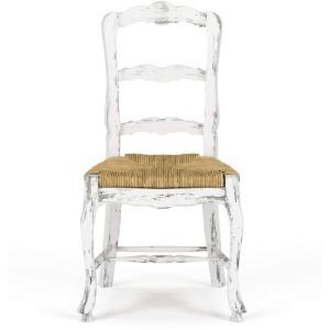 Provincial Dining Chair - Primitive Distress