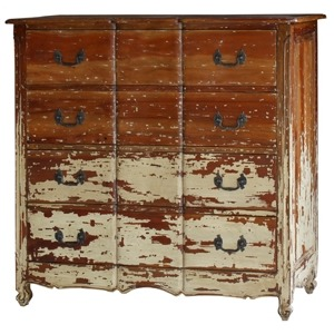 Provence 4 Drawer Dresser Large
