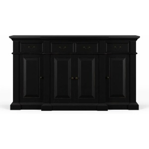 Genoa Sideboard Large - Batavia Black