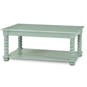 Regency Barley Twist Coffee Table
