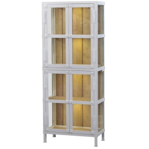 Urban Narrow Cabinet W/ 4 LED