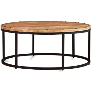 Urban Medium Round Coffee Table 39""