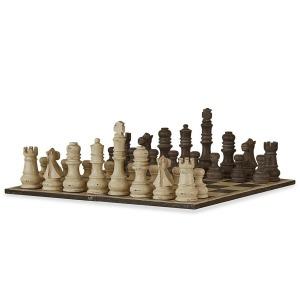 Gentlemen's Club Chess Set -ANCBRS