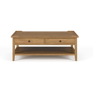 Eton Coffee Table - Antique French Oak
