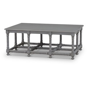 Wilson Coffee Table - Grey Charlestone