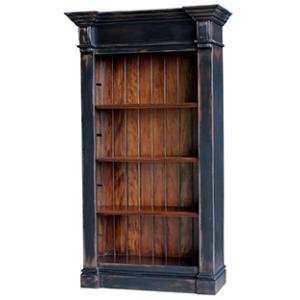 Chareston Open Bookcase