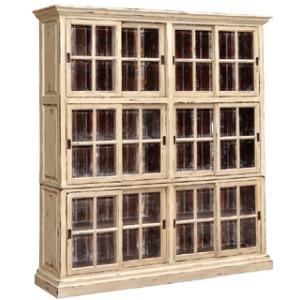 English Bookcase 2 Column
