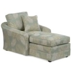 Fabric Full Chaise