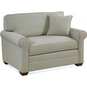 Bedford Chair and 1/2 Twin Sleeper