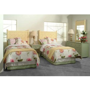 Chippendale Twin Bed Headboard
