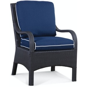 Brighton Pointe Arm Dining Chair