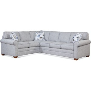 Bedford 2PC Sectional - Havana