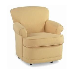 Fabric Swivel Chair