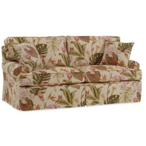 Fabric Loft Sofa Hanover