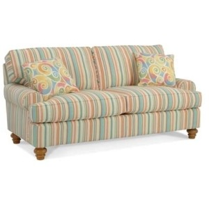 Fabric Loft Sofa Lowell