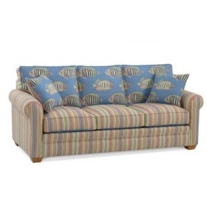 Fabric Sofa Wellington