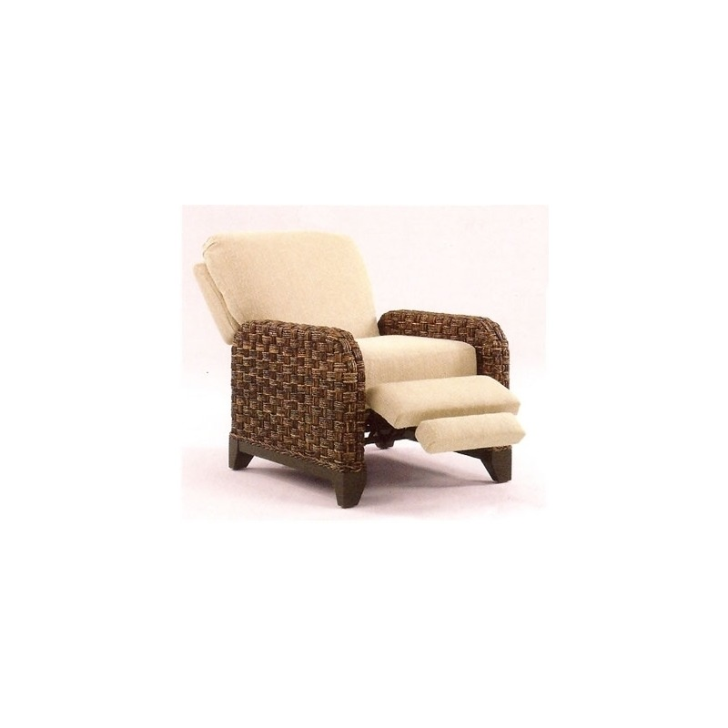 Amazing Wicker Recliner Tribeca By Braxton Culler Oskar Huber Pdpeps Interior Chair Design Pdpepsorg