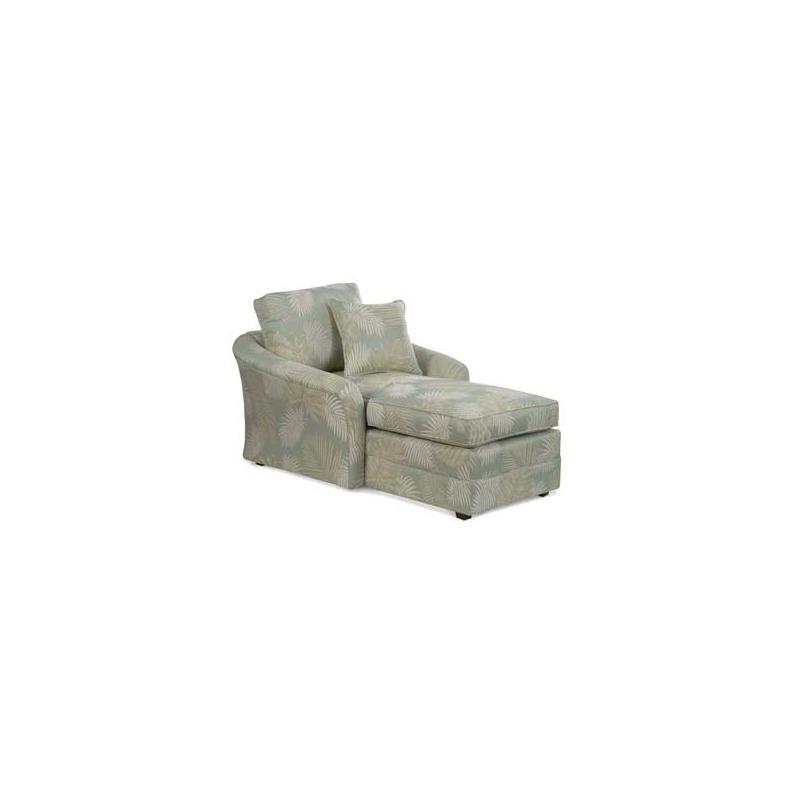 518-092 Fabric Full Chaise
