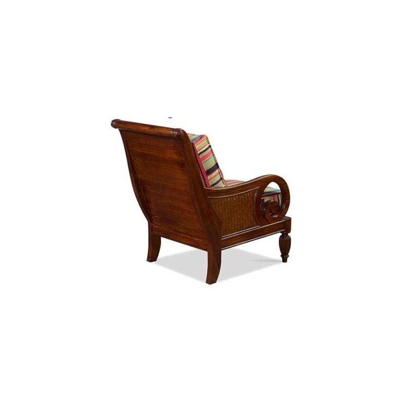 934-001 Wicker Chair Grand View