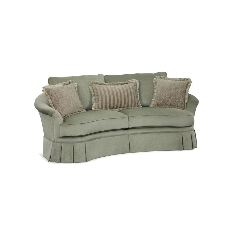 Conversation Sofa w Skirt