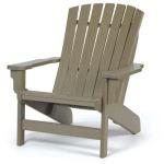 Fanback Adirondack Chair