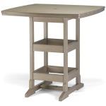 "Contemporary Adirondack 42"" x 42"" Bar Table"