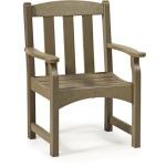 Skyline Dining Arm Captain's Chair