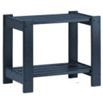 Basics Side Table - Colonial Blue