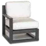 Palm Beach Left Arm Lounge Chair