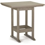 """26"""" x 28"""" Dining Table"""