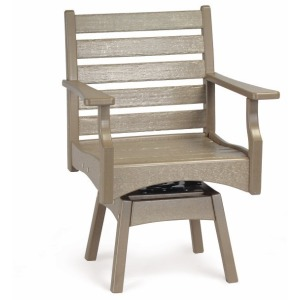 Piedmont Dining Swivel Rocker