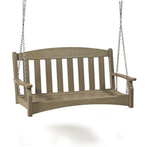 "Skyline 48"" Swinging Bench"