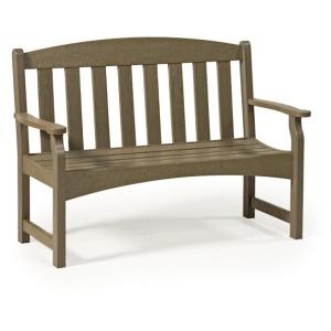 "Skyline 48"" Garden Bench"