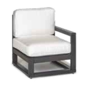 Palm Beach Right Arm Lounge Chair