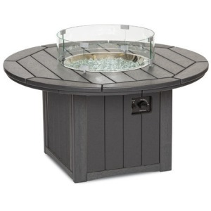 "Elementz Fire & Ice Table, 48"" Round"