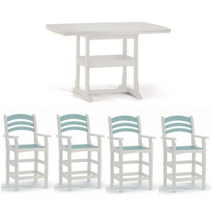 5 PC Counter Dining Set