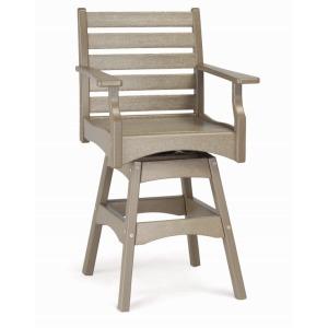Piedmont Swivel Bar Chair