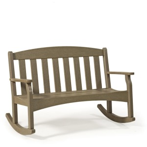 "Skyline 48"" Rocking Bench"