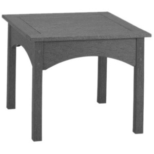 Piedmont End Table - Slate